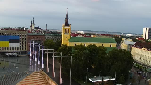 Tallinn - Vabaduse väljaku vaade