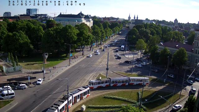 Tallinna veebikaamera
