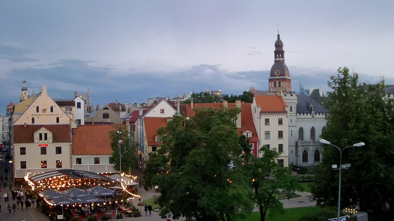 Riga Live Camera